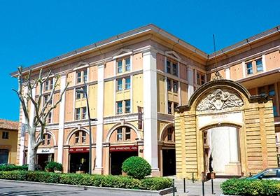 France - Sud Est et Provence - Aix en Provence - Résidence Atrium