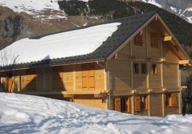 France - Alpes - Saint Sorlin d'Arves - Chalet Les Cigales 2