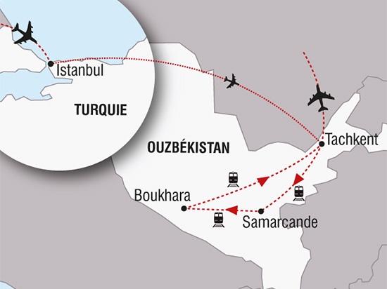 Ouzbékistan - Circuit Légendes d'Hiver sur la Route de la Soie