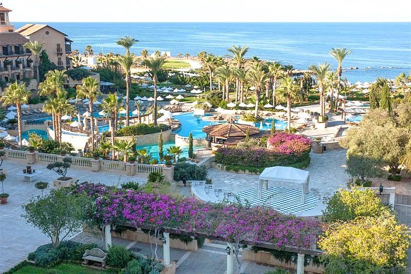 Chypre - Hôtel Elysium 5*