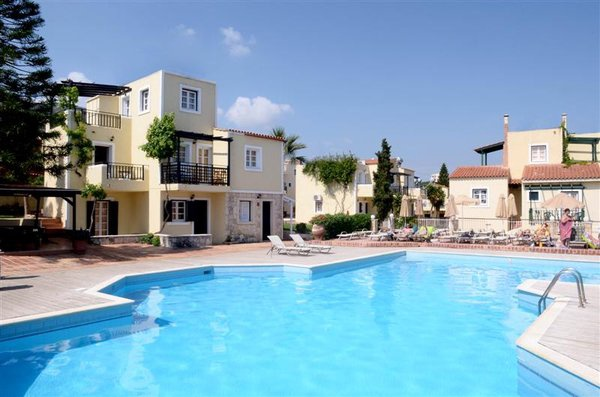 hotel porto village 3 crete crete iles grecques grece crete iles grecques avec voyages. Black Bedroom Furniture Sets. Home Design Ideas