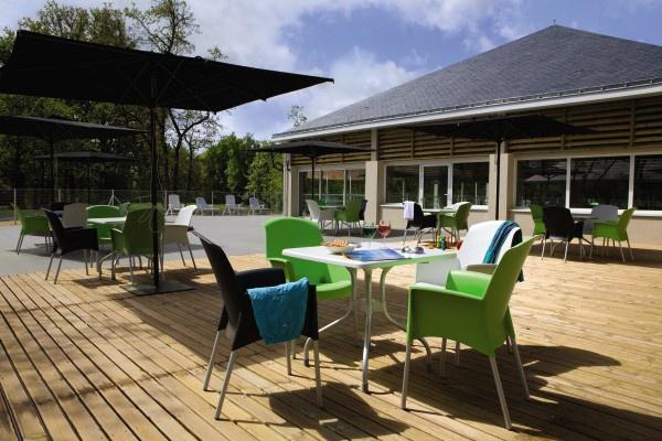France - Poitou - Centre - Loire - Saumur - Club Belambra Le Domaine du Golf