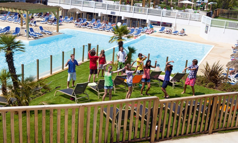 France - Atlantique Sud - Hossegor - Seignosse - Club Belambra Les Tuquets 3*