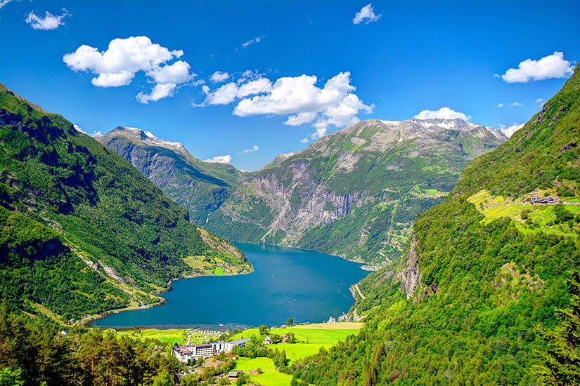 Danemark - Finlande - Norvège - Suède - Stockholm - Circuit Le Grand Tour de Scandinavie