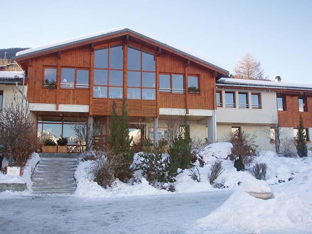 France - Alpes - La Plagne - Plagne Montchavin - VVF Villages La Plagne Montchavin 3*