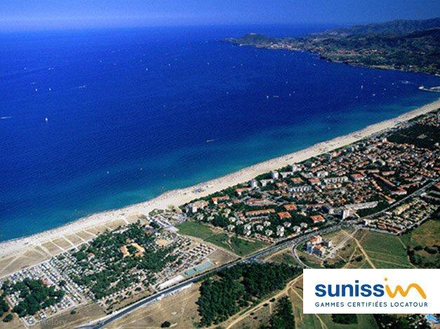 France - Méditerranée Ouest - Argelès sur Mer - Camping Sunissim Le Roussillonnais 3*