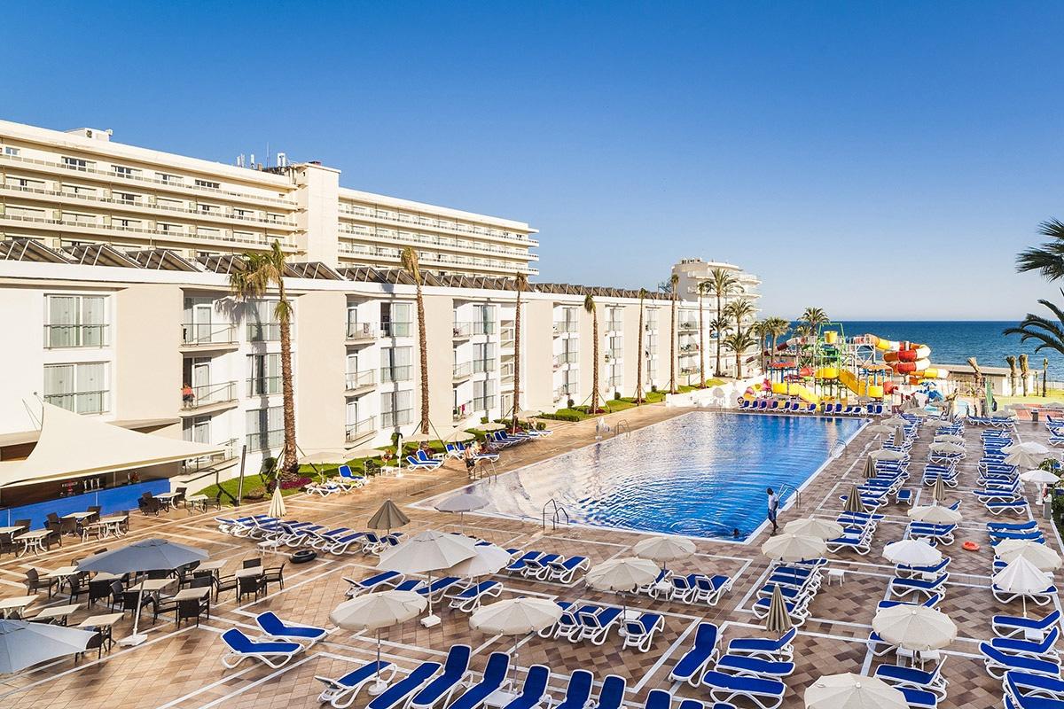 hotel splashworld playa estepona 4 estepona andalousie espagne avec voyages leclerc tui. Black Bedroom Furniture Sets. Home Design Ideas