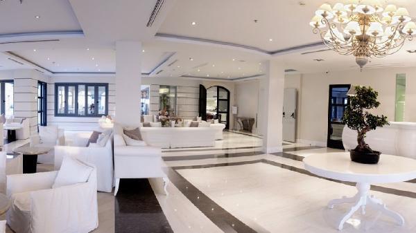 hotel sentido aegean pearl 5 crete crete grece avec voyages leclerc travel evasion ref. Black Bedroom Furniture Sets. Home Design Ideas