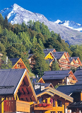 France - Alpes - Méribel Mottaret - Les Chalets de Méribel