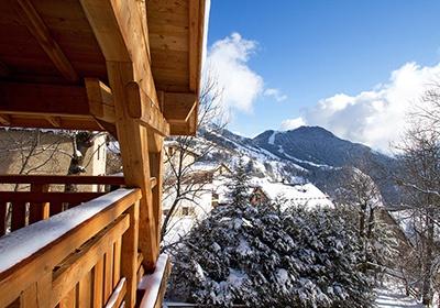 France - Alpes - Alpe d'Huez - Chalet Nuance de gris
