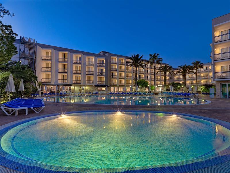 Hotel h10 playas de mallorca 4 majorque baleares for Hotel design palma de majorque