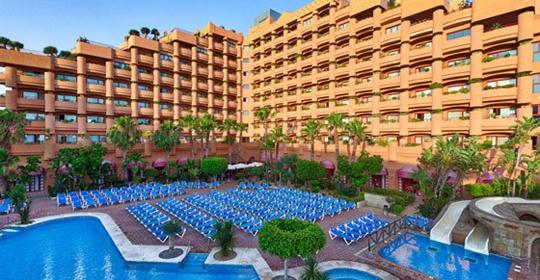 Top Clubs Almunecar Playa - Demi Pension - Andalousie, Malaga