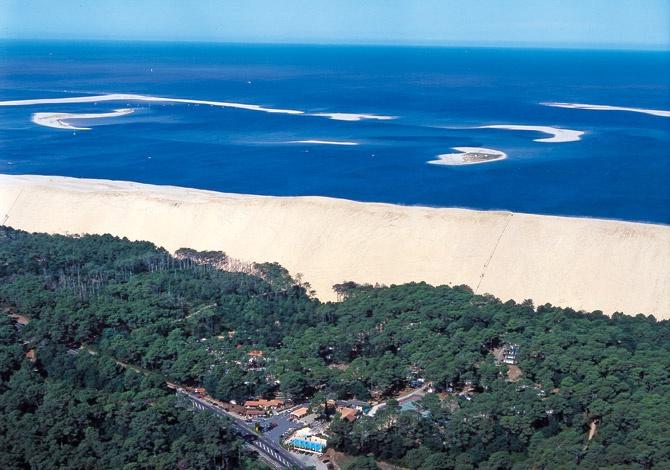 France - Atlantique Sud - Pyla sur Mer - Camping La Forêt