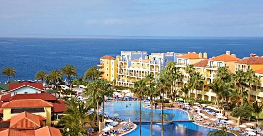 Séjour Espagne - Sunlight Bahia Principe Costa Adeje - Tenerife