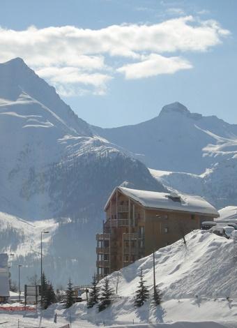 France - Alpes - Orcières - Résidence Les Cristallines