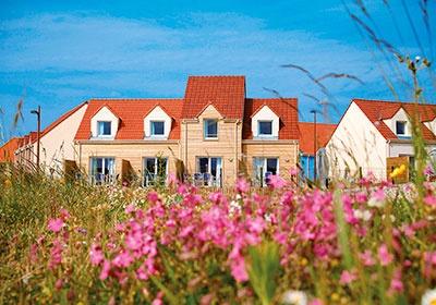 France - Nord et Picardie - Le Crotoy - Résidence les Villas de la Baie