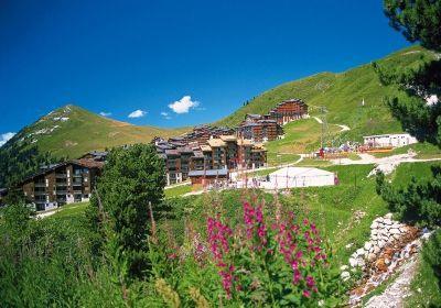 France - Alpes - La Plagne - Plagne Villages - Résidence La Licorne
