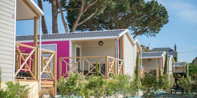 France - Bretagne - Saint Briac sur Mer - Camping Emeraude 4*