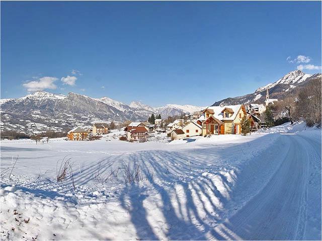 France - Alpes - Saint Léger les Mélèzes - VVF Villages St Léger les Mélèzes