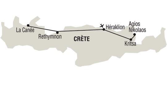Photo n° 2 Grands sites de l'ouest crétois - Crète