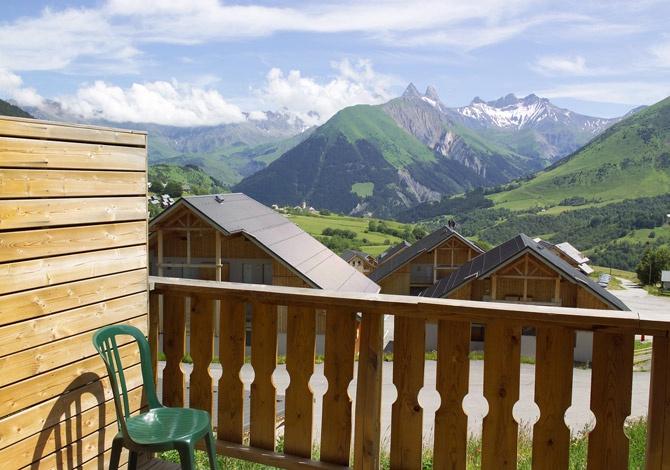 France - Alpes - Saint Jean d'Arves - Résidence La Fontaine du Roi
