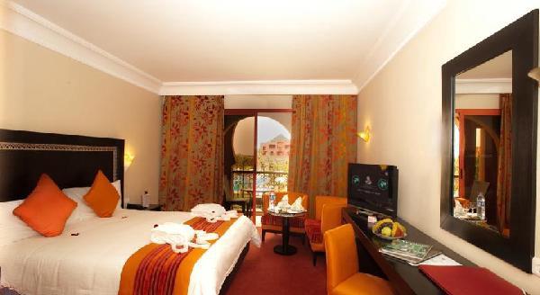 Maroc - Marrakech - Hôtel Palm Plaza 5*
