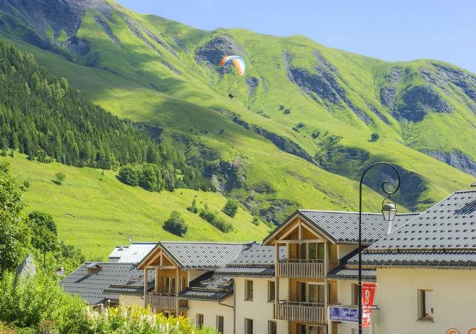 France - Alpes - Saint Sorlin d'Arves - Résidence Le Balcon des Neiges