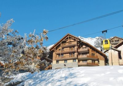 Vaujany - Résidence Prestige La Cascade - Les Epinettes, L'Alpe d'Huez