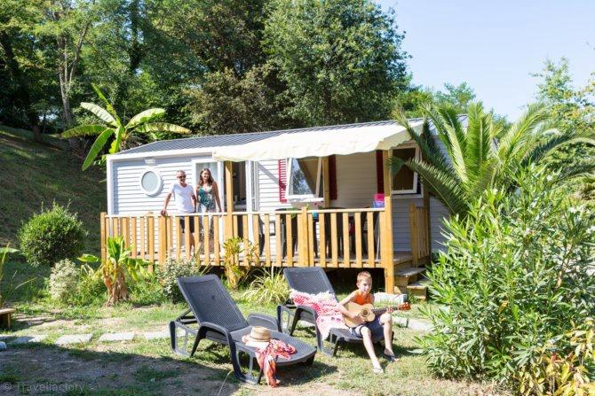 France - Atlantique Sud - Bidart - Camping Sunissim Erreka 4* - Départs du 05/05 au 20/10