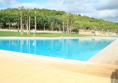 Espagne - Costa Dorada - Vilanova i la Geltru - Domaine Résidentiel de Plein Air Vilanova Park