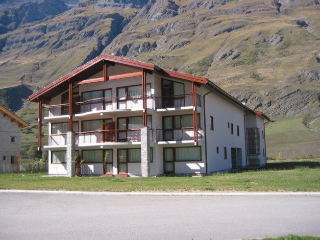 France - Alpes - Bessans - Résidence les Balcons des Curtious 3*