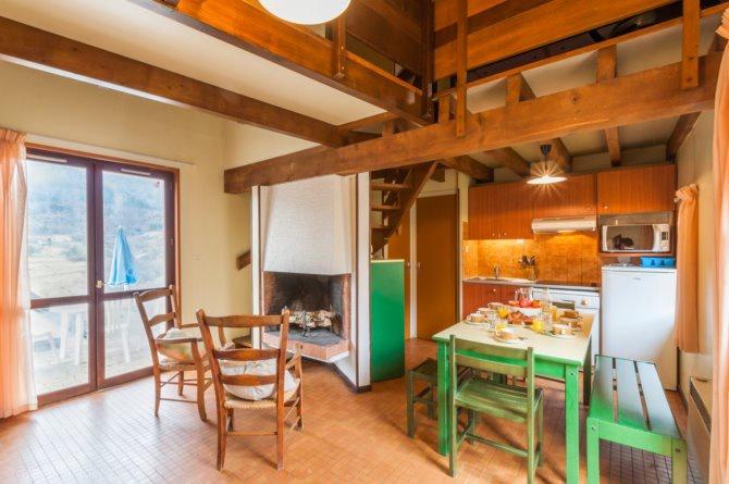 France - Pyrénées - Seix - Village Vacances La Souleille Des Lannes