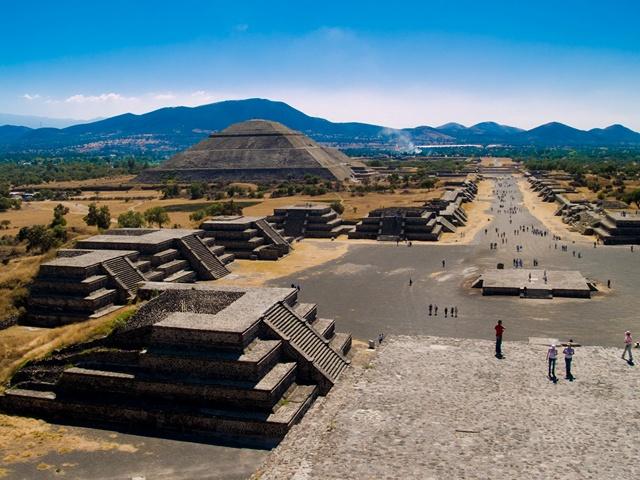 Guatemala - Mexique - Circuit Splendeurs du Mexique avec extension au Guatemala