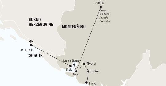 Monténégro - Circuit Au Coeur du Monténégro