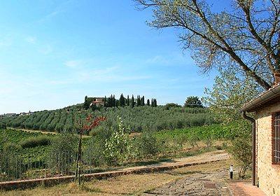 Italie - Toscane - Barberino Val d'Elsa - Résidence Torraiolo