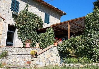 Italie - Toscane - Casole d'Elsa - Résidence La Pergola