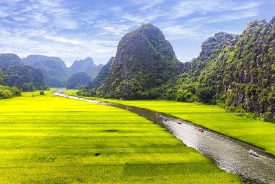 Vietnam - Circuit Cap sur le Vietnam