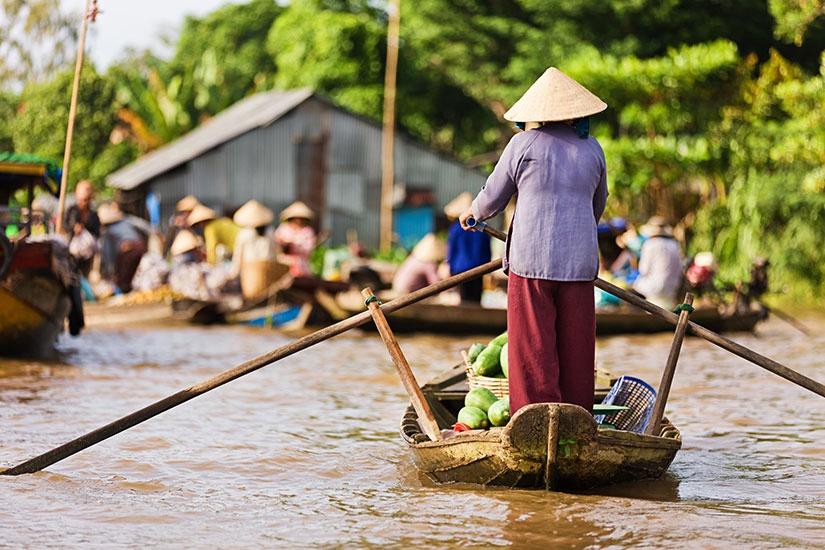 Vietnam - Circuit Du Delta du Mékong à la Baie d'Halong