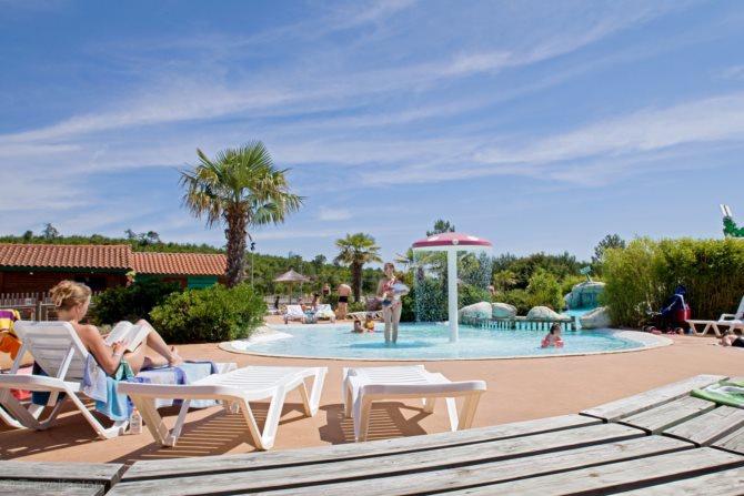 France - Atlantique Sud - Lit et Mixe - Camping Sunissim Les Vignes 5*