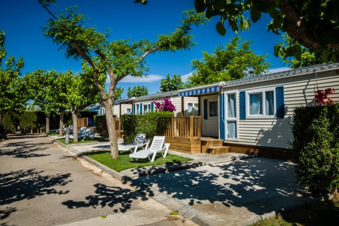 camping vendrell platja coma ruga costa dorada espagne avec voyages leclerc locatour ref 52100. Black Bedroom Furniture Sets. Home Design Ideas