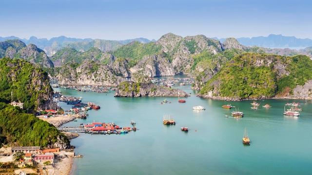 Cambodge - Vietnam - Circuit Splendeurs du Vietnam et Cambodge
