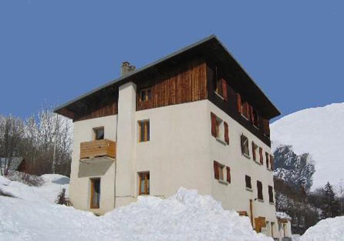 France - Alpes - Saint Sorlin d'Arves - Chalet Les Cigales
