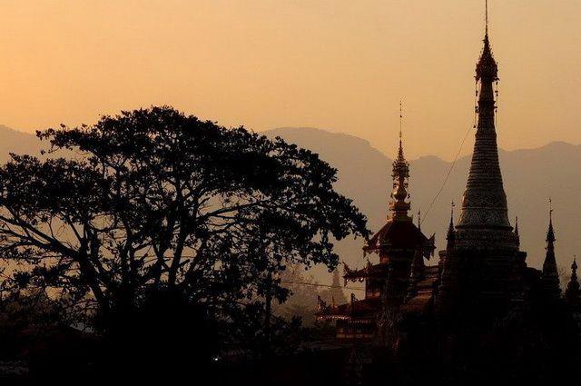 Circuit Sonate Birmane - 1