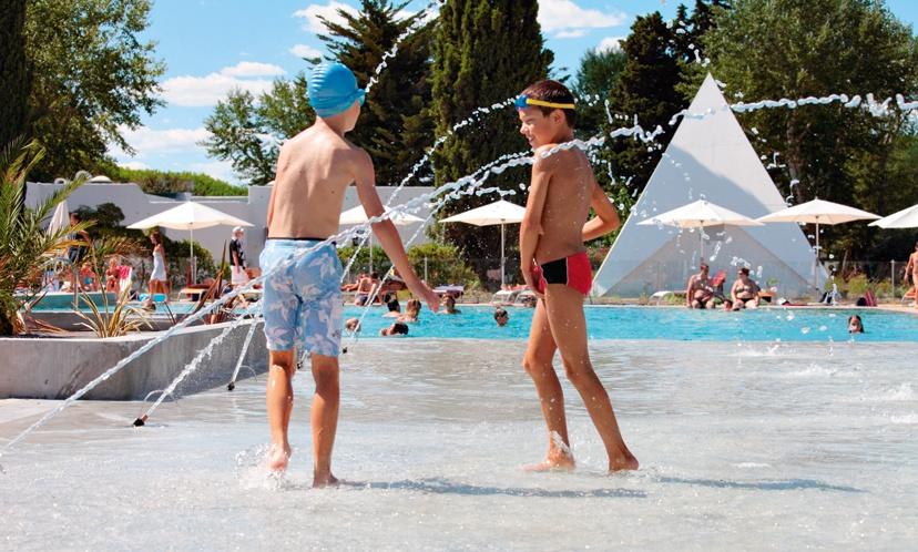Photo n° 2 LA GRANDE MOTTE - CLUB SELECTION - La Presqu'Ile du Ponant  (Club en Demi-Pension Liberté ou Pension Complète)