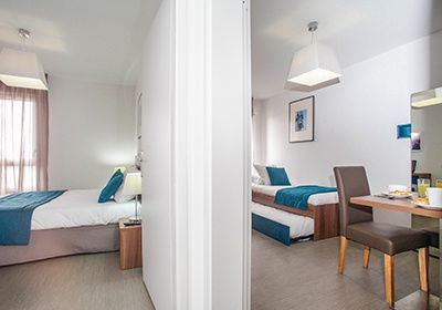 France - Poitou - Centre - Loire - Orléans - Appart'hôtel Odalys Campus Orléans St - Jean