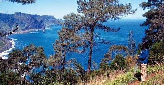 Madère - Ile de Madère - Randonnée Naturissimo Rando