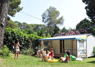 Camping Le Dramont - 1