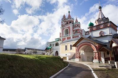 Russie - Circuit Cap sur Saint Pétersbourg