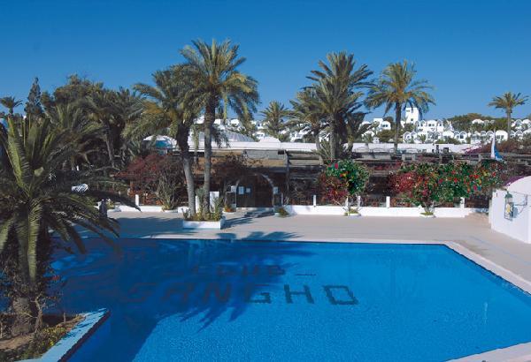 Tunisie - Zarzis - Hôtel Sangho Club Zarzis 3* - Chambre standard