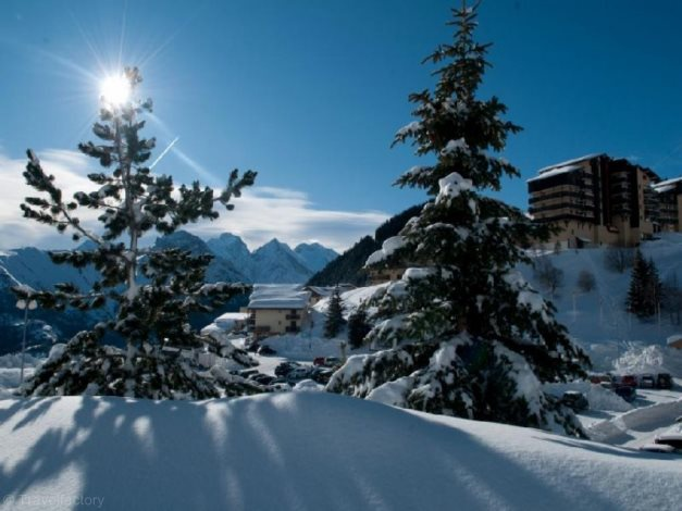 France - Alpes - Auris en Oisans - Appartements Martagons A